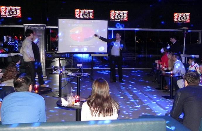 Thermaltake lanzó Monster Gaming PC