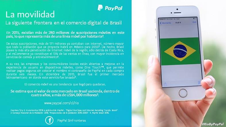 La Movilidad, La Siguiente Frontera En El Comercio Digital De Brasil