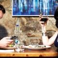 Mujer con Hombre en Smartphone