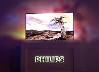 Philips TV lanzó su nuevo lineal de televisores