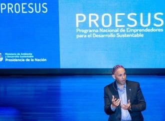 El Ministerio de Ambiente argentino sale a buscar emprendedores sustentables