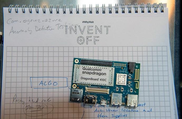 Qualcomm presentó #WhyWait Invent-Off