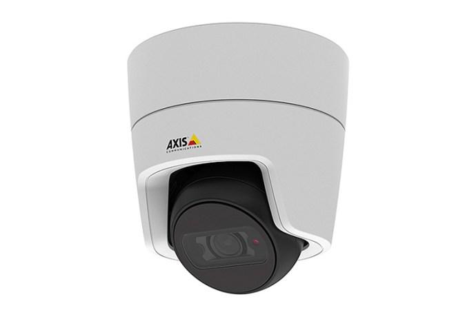 Axis presentó la nueva serie de domos fijos de alta definición