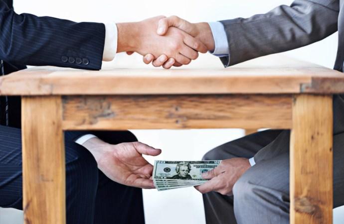 Cuándo y cómo ocurre la corrupción en las empresas