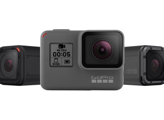 GoPro presentó las cámaras HERO5 conectadas a la nube