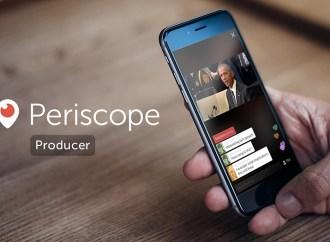Twitter presenta Periscope Producer