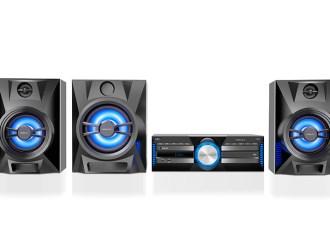 Potencia y estilo con la nueva generación de mini componentes Noblex