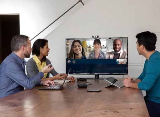 Polycom suma Skype for Business