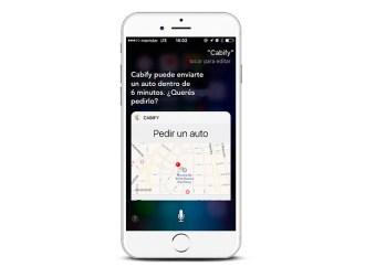 Ya se puede solicitar un auto de Cabify a través de Siri en iOs
