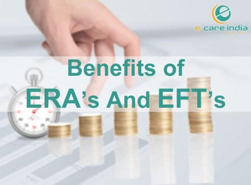 Benefits of ERA and EFT