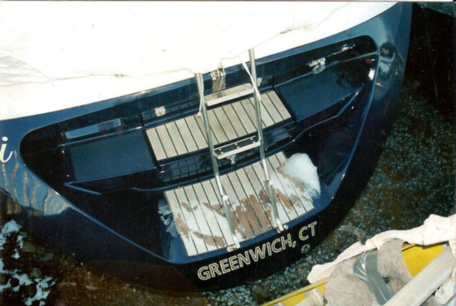 East Coast Bow Thrusters - Professional mobile bow thruster