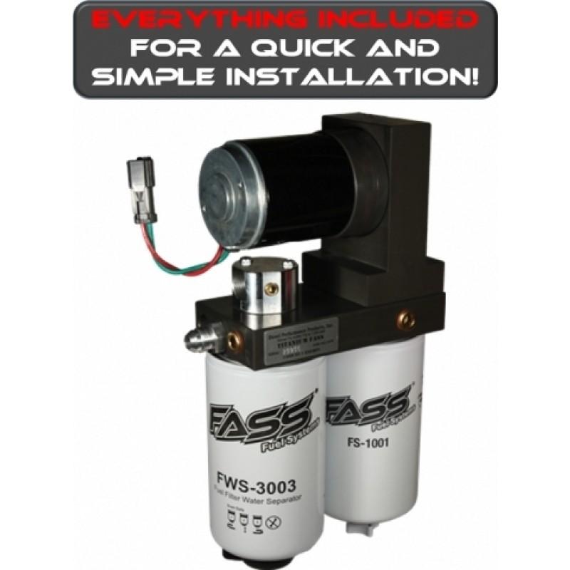 Fass Fuel Lift Pumps 99-06 73L  60L Powerstroke