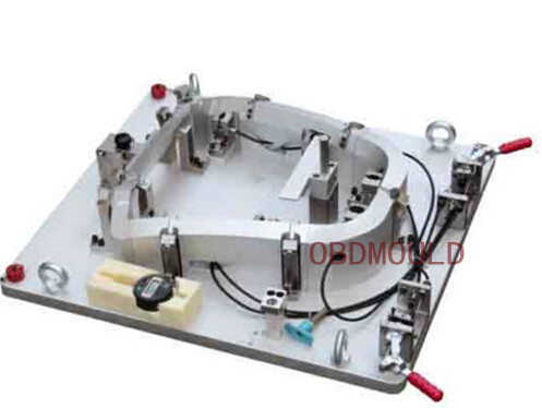 Images of Aluminum Wire Harness Automotive Checking Fixtures