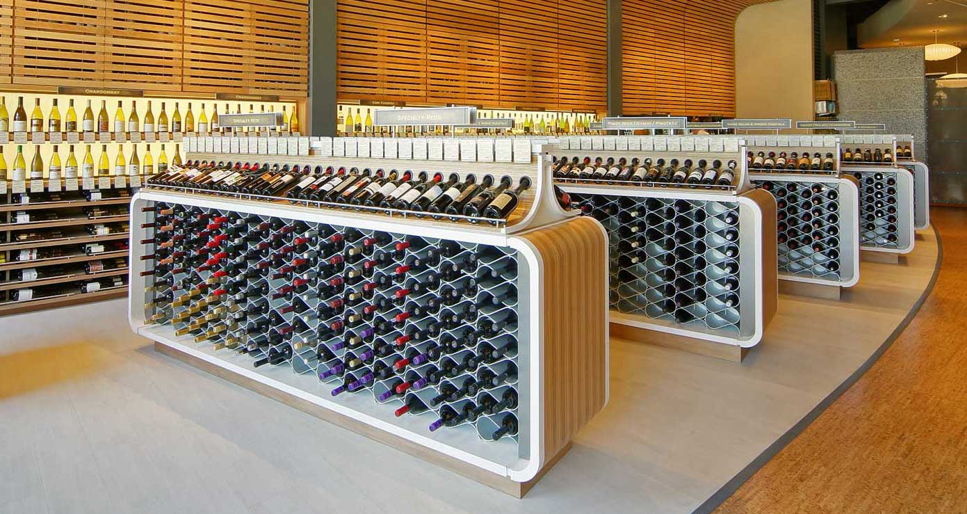 Wine Racks For Custom Kitchens Cellars Wine Rack