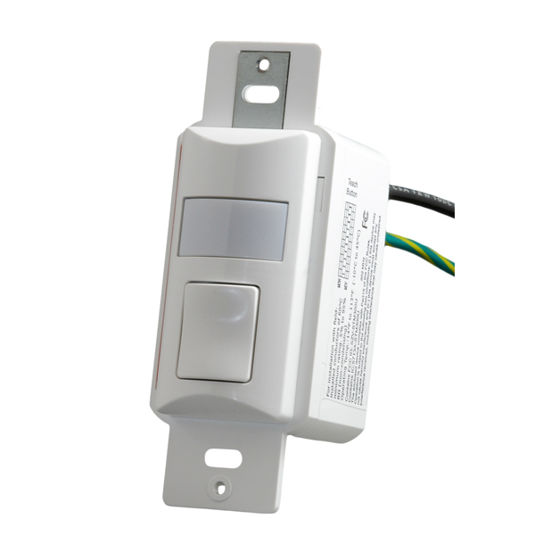 The future of intelligent spaces OWS Wall Switch Sensor Echoflex