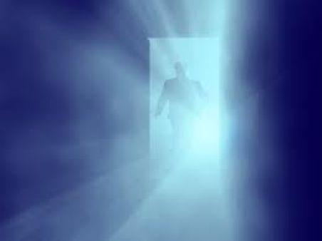 Passing Through The Doorway