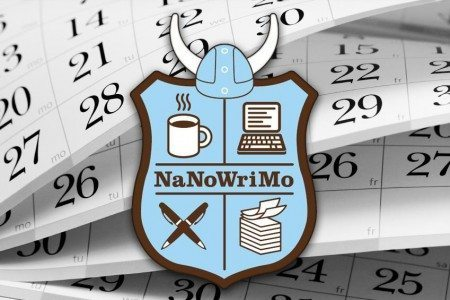 writing NaNoWriMo challenge