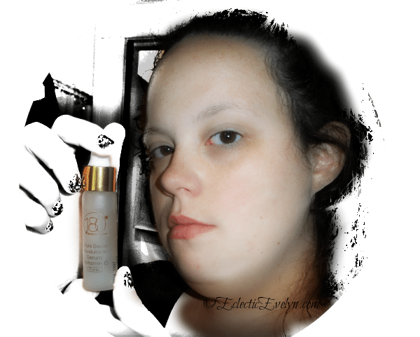 Review of 180 Cosmetics Forte Serum EclecticEvelyn.com