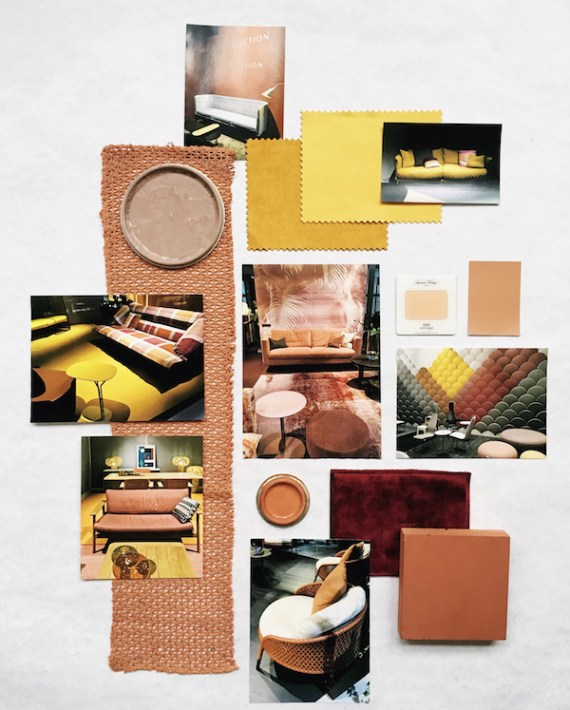 How to translate a color trend into a mood board- Eclectic Trends (1)