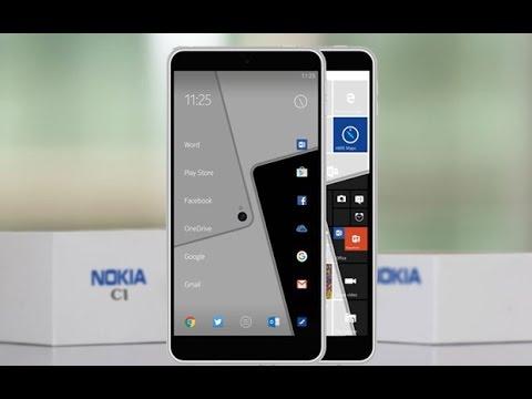 Nokia C1, rumores del regreso de Nokia al mundo móvil