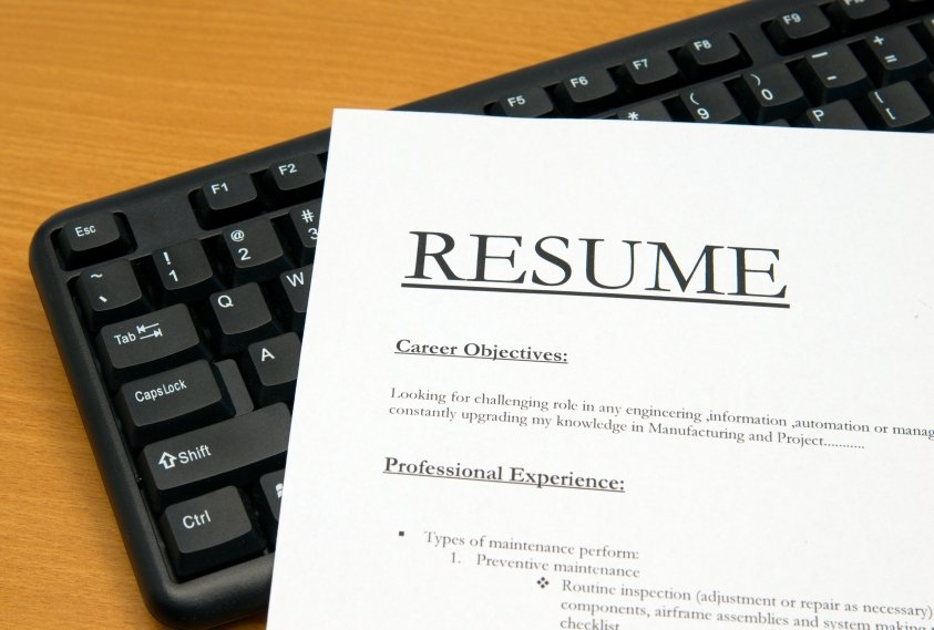 How to write a résumé objective
