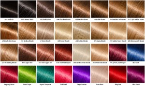 honey-brown-hair-color-chart