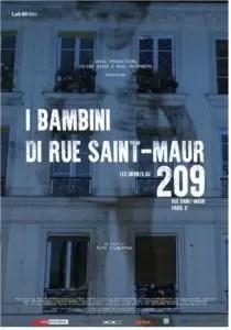 I bambini di Rue Saint Maur 209 poster ita