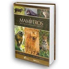 Lançamento do livro: Mamíferos não voadores do pantanal e entorno.