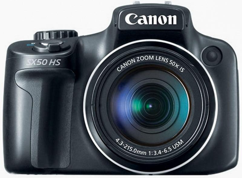 Canon SX50 HS, a superzoom com jeitão de DSLR!