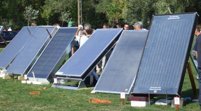 Fabriquer un capteur solaire à air pour préchauffer une maison - Panneau Solaire Chauffage Maison