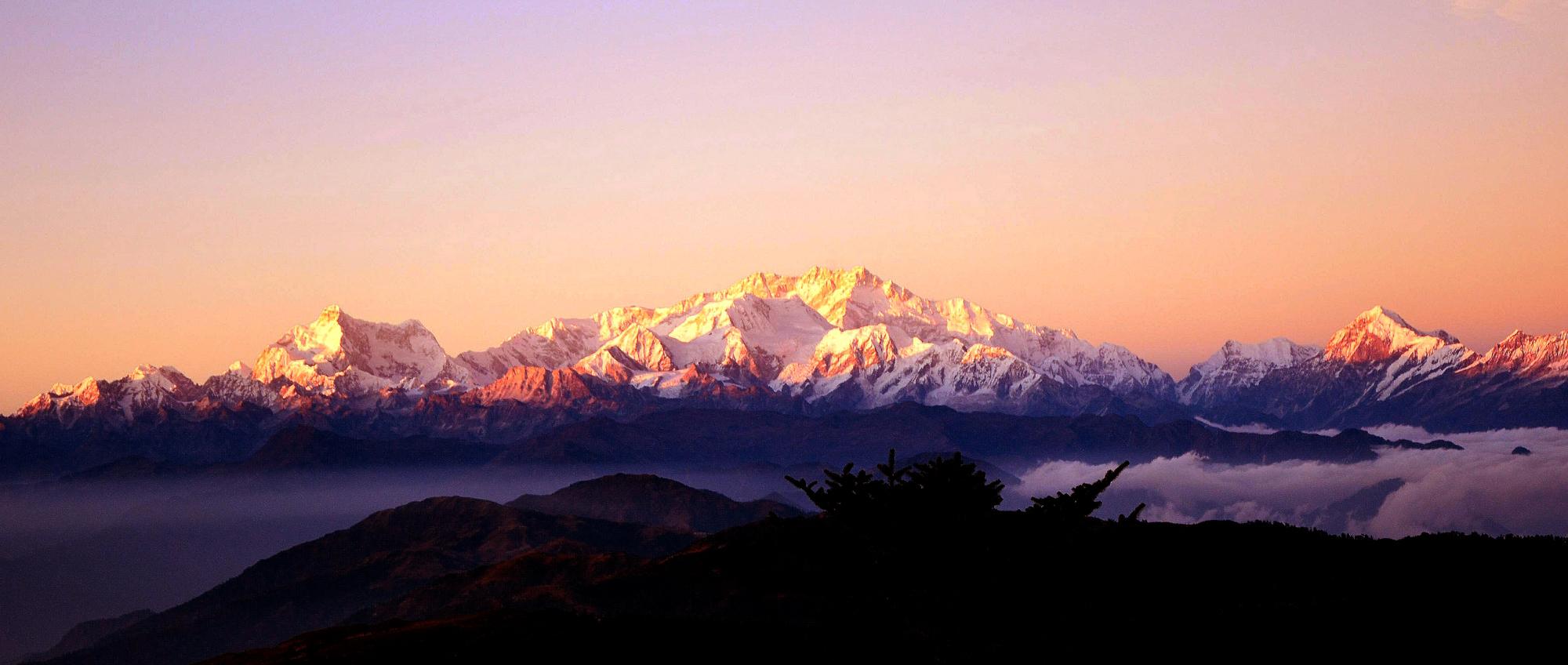 Himalaya Hd Wallpaper Kanchenjunga Base Camp Eco Trek Eco Holidays Asia