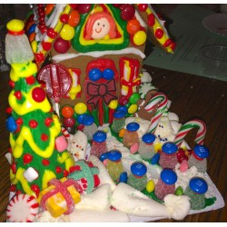 Small Crop Of Gingerbread House Ideas