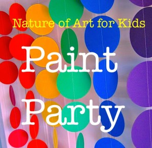 san diego art parties for kids
