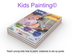 Earth Day Kids Art Company, book teach