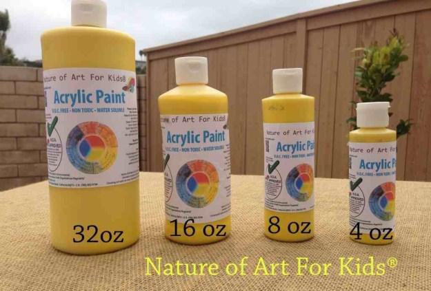 Kids Acrylic Paint