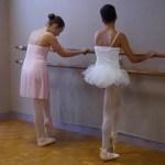 école de danse de couzeix fabienne nicaud danse classique echauffement