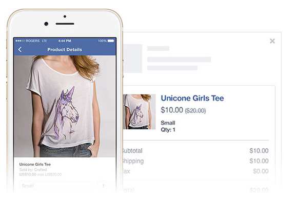 how to set up facebook with shopify