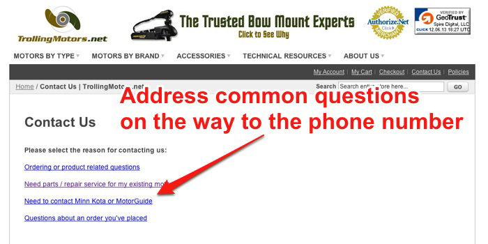 Should You Have a Phone Number for Your Online Store?