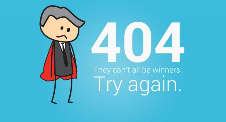 The Go-To Guide to Design a Custom 404 Page for Your Ecommerce Site