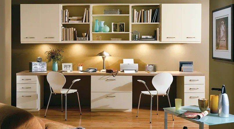 Home Office Storage Solutions Help You Be Efficient