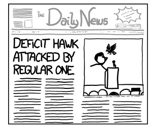 Budget news deficit xkcd