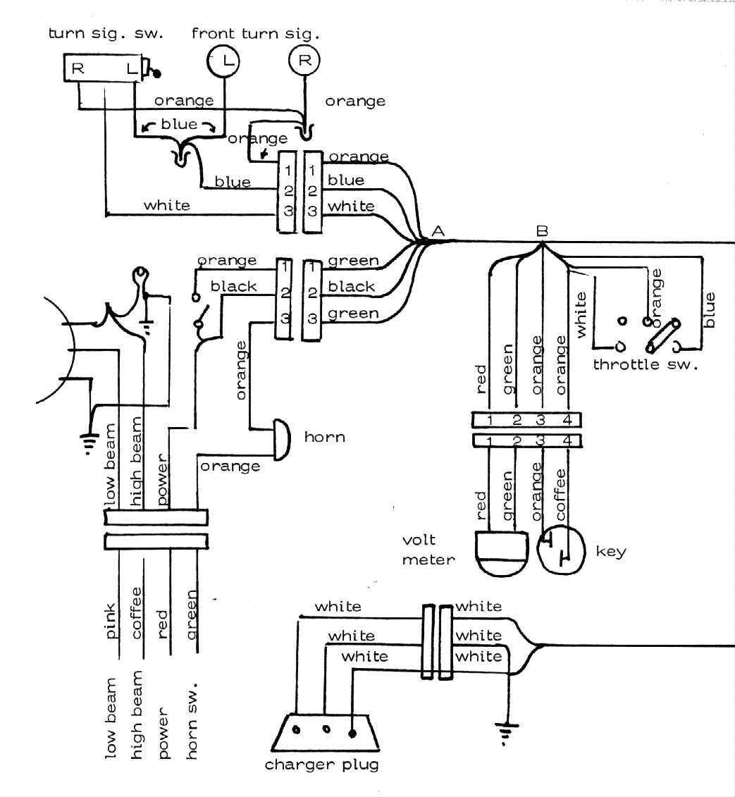 wiring diagram for vintage shasta c er