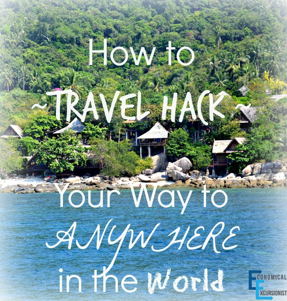 How to Travel Hack