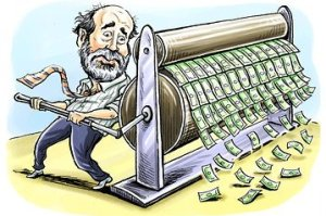 inflationprinting-money