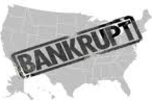 On The Path To Bankruptcy Turn Left toward Madness