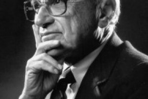Brian Lamb and Milton Friedman Reminisce About Friedman's Intellectual Journey