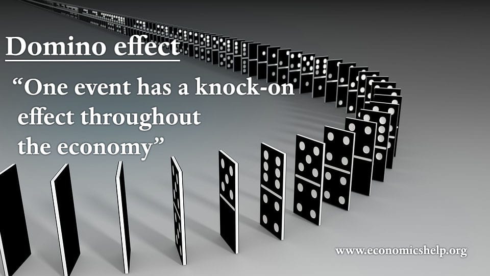 The Domino Effect Economics Help