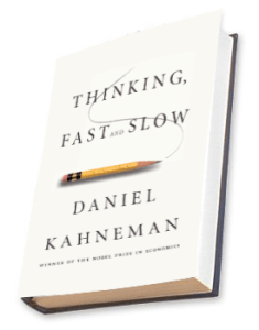 Thinking Fast and Slow (Kahneman)
