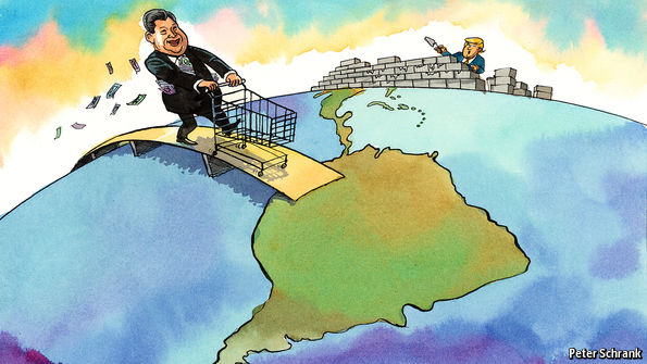 A golden opportunity - Latin America and China
