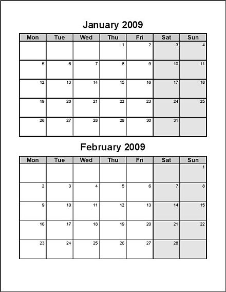 Search Results For Bi Monthly Calendar Templates 2015 ~ Bi Monthly - microsoft monthly calendar templates